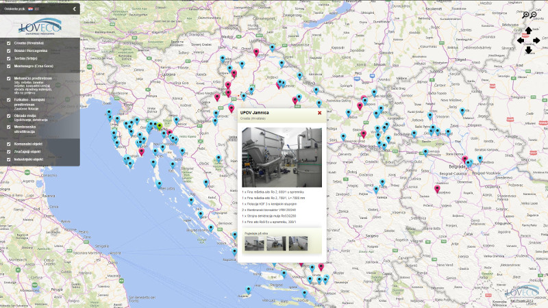 RefMap – prikaz referenci na mapi